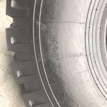 厂家现货自卸车轮胎1400-20 1400-20重型牵引机越野轮胎 配钢圈