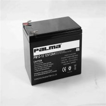 PALMA八马电池12V17ah 八马蓄电池PM17-12 数据机房 直流屏 应急电源备用电池