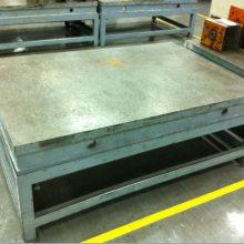 供应检测平台铸铁检测平板 铸铁工作台 速来选购 鑫利达