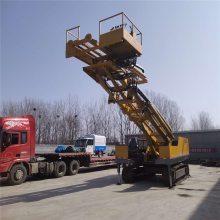 厂家供应履带边坡锚杆钻机气动锚杆钻机全液压油电两用护坡钻机