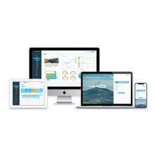 爱博精电AcuECS 能源综合管控云平台,数据可视化