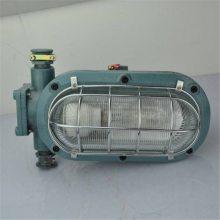 隔爆兼本安型LED支架灯 防爆玻璃罩 驱动电源 DJC18/127L矿用隔爆兼本安型LED支架灯
