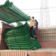 道路广告护栏生产制造厂家_实用型_高铁护栏网_涂塑层附着能力强