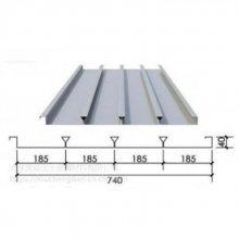 南通楼面混凝土模板YXB40-185-740闭口楼承板