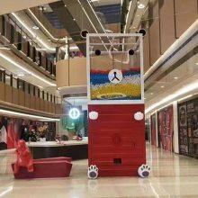 唐山大型扭蛋机定制巨型扭蛋球商业活动策划推广道具网红款游戏机厂家