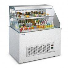 美厨三明治柜 面包蛋糕店饮料冷藏柜 商用开放式冰柜 KFS-12