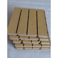 穿孔吸音板的吸音效果怎么样 木质吸音板厂家直销 会议室、多功能厅木质吸音板