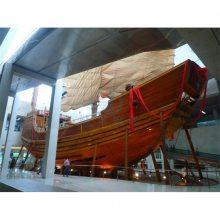 武昌区装饰公司出售22米木造帆船
