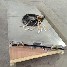供应优质平板皮带卧式电加热硫化机_1000*1000硫化机