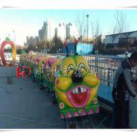 儿童游乐场轨道类游乐设备青虫滑车造型新颖人气旺果虫滑车宏德游乐定制