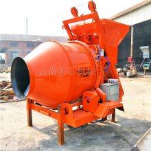 云南宏泰供应 车型滚筒搅拌机 不锈钢搅拌机 盘龙 移动式混凝土搅拌机