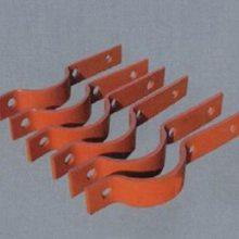 D1长管夹 D2三孔短管夹 汽水管道支吊架华北院 三孔短管夹适用范围 汇鹏支吊架