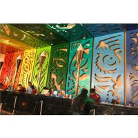 亚朵酒店幕墙艺术镂空铝单板 -氟碳雕花铝板-鼠年新春惊喜价