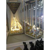 厂家直销皓诚 灯具检测老化线 LED灯检测 多功能老化线