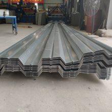 绍兴压型钢板厂家供应YX51-342-1025型开口楼承板