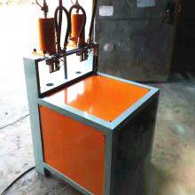 电动液压钢管冲弧机 角钢冲孔机 槽钢冲孔机