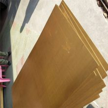 铜板厂家 H59 H62 H65国标大铜板 激光切割铜板