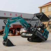 新疆博乐小型挖掘机 家用 挖土 二手