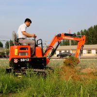 农用果园小型挖掘机 超小型挖掘机价格
