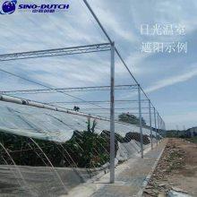 玻璃温室电动顶开窗系统安装步骤方法介绍