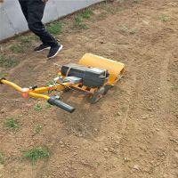 手推式小型松土机-金佳微型汽油除草机-批发供应手推式割草机