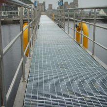 金属排水格栅板 扁钢焊接格栅板 化工厂踏步格栅