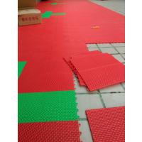 """重庆悬浮式拼装地板,石家庄""""英利奥""""牌CQ-yl89358吉祥窗花软连接pp型地板,"""