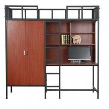 贵州校用组合式公寓床 员工公寓床