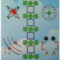 河北欧宝瑞3D个性定制塑胶地板 /幼儿园商场儿童定制地板