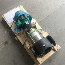立式清水管道泵HELIX V207德国威乐上海经销点
