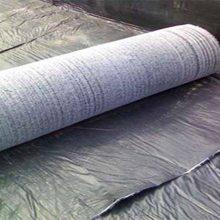 荣通gcl防水毯厂家 河南天然钠基膨润土毯 人工湖河道防水施工 河南覆膜防水毯价格