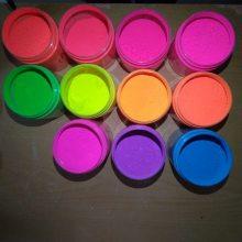 紫光灯下荧光粉效果 紫外线荧光粉 UV荧光粉