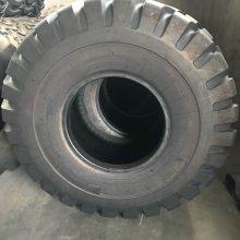 30 50铲车半实心轮胎17.5-25 23.5-25加深L-5花纹 胎侧加厚
