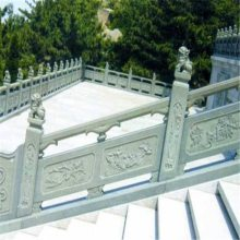 青石栏板 石桥石护栏厂家免费安装