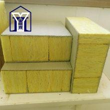 双面砂浆复合竖丝纤维 增强玻璃棉复合保温板 盈辉A级外墙保温板