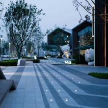 大型廣場專用石英磚 抗壓耐磨防滑仿石磚 軒博品牌石英磚