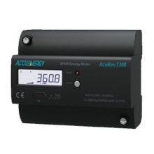 供应爱博精电AcuRev 1300导轨安装式三相电能表,RS485接口