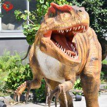 现货大型仿真恐龙定制租赁 可动可发声仿真恐龙模型工厂直供
