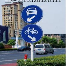 江苏指示牌杆件厂家道路交通标志杆价格