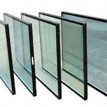 钢化中空玻璃 low-e中空镀膜玻璃 厂家定制