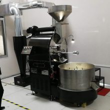 商用30KG烘豆机 厂家直销半直火不锈钢咖啡生豆炒货机 南阳东亿