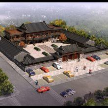 传统中式四合院设计 四合院建筑装修特点 中式古典北京四合院 农村四合院装修装修要花多少钱?