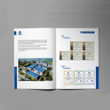 公司宣传册定制,书刊排版印刷,产品介绍设计定制,宣传手册设计排版