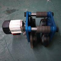 1t-16t电动葫芦跑车 5t运行小跑车 电动葫芦运行装置