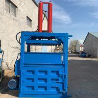 廢油漆桶壓扁機 雙缸立式液壓打包機 60噸立式液壓打包機價格