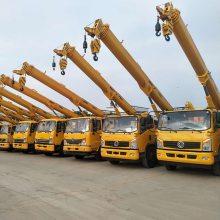 全新定制东风16吨汽车吊 16吨吊车能吊起多少吨 零利息 免运费
