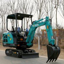 浙江杭州小型挖掘机价格表 小挖机