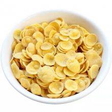 亨利低糖玉米片生产机械 健康早餐酥脆代餐谷物加工设备