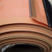 杭州真空带式压滤机脱硫滤布滤网 耐220℃高温不变形 聚酯材质高温定型