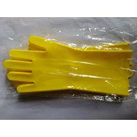 现模 硅胶洗碗手套 亚马逊爆款抖音同款隔热清洁一体手套